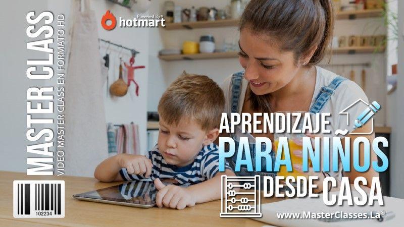 Curso Online de Aprendizaje para Niños desde Casa