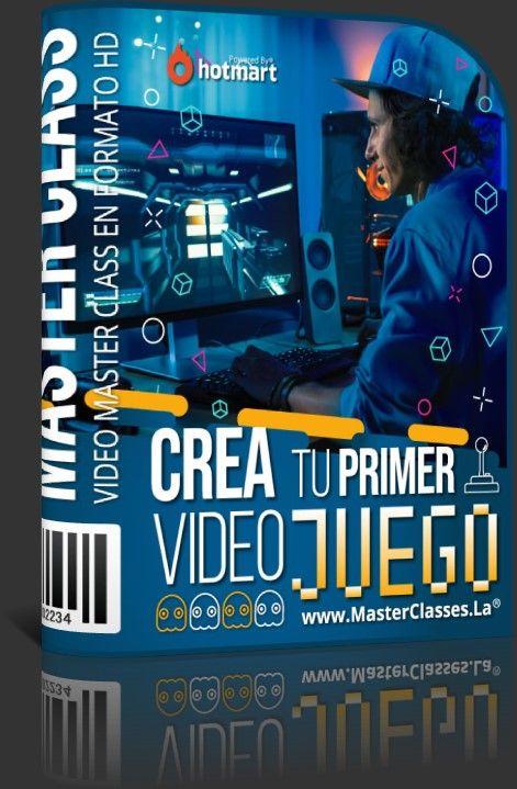 Crea tu primer Videojuego