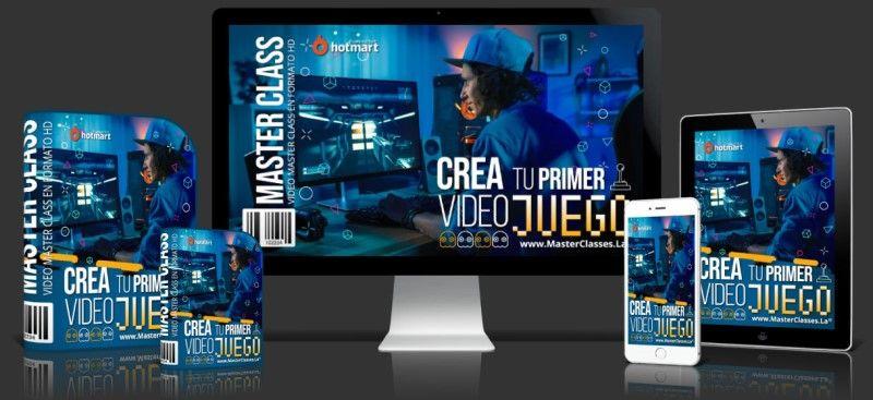 Cómo crear videojuegos