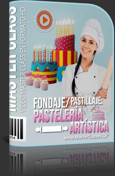 Fondaje Pastillaje Pastelería Artística