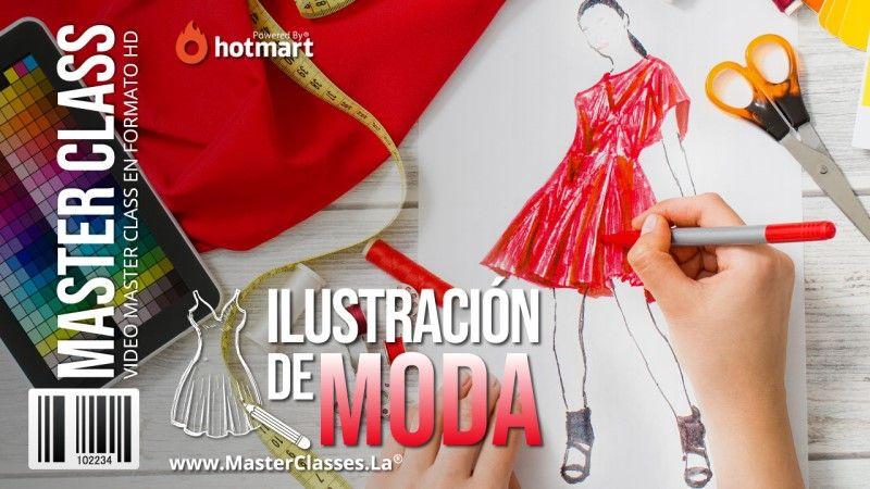 Curso Online de Ilustración de Moda