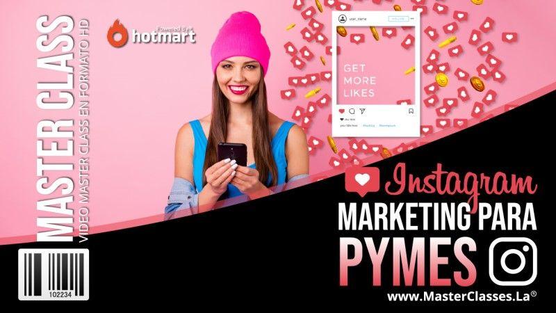 Curso Online de Instagram Marketing para PYMES