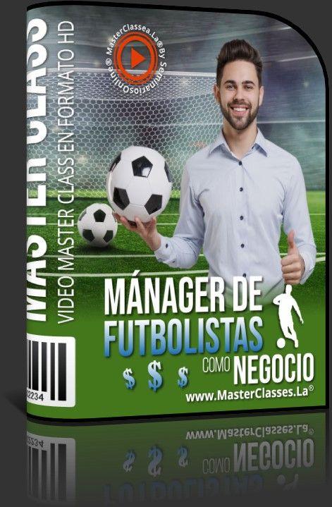 Manager de Futbolistas como Negocio