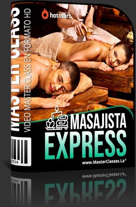 Masajista Express