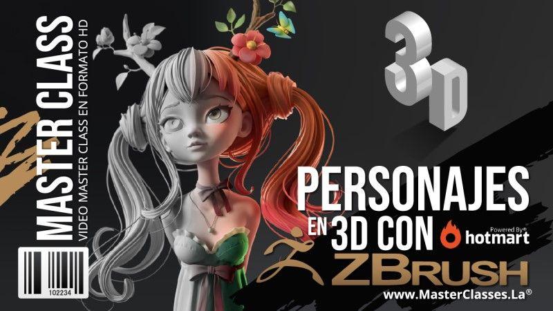 Curso Online de Diseño 3D