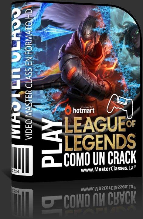 Play League of Legends como un Crack