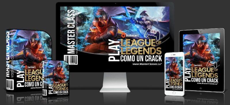 Curso para jugar Play League of Legends