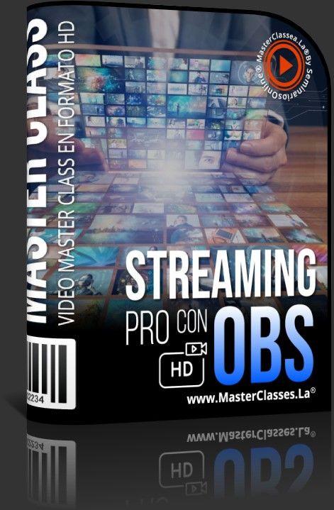 Streaming Pro con OBS