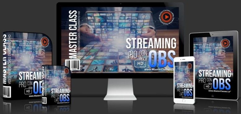 Aprender a como hacer streaming con OBS