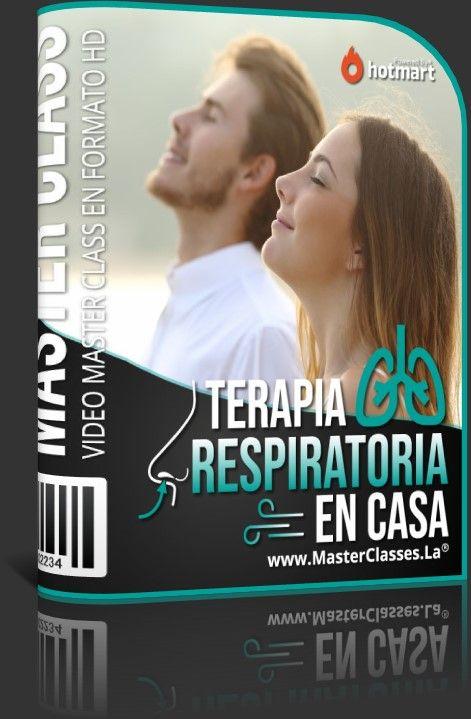 Terapia Respiratoria en Casa