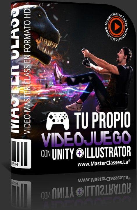 Tu Propio Videojuego con Unity más Illustrator