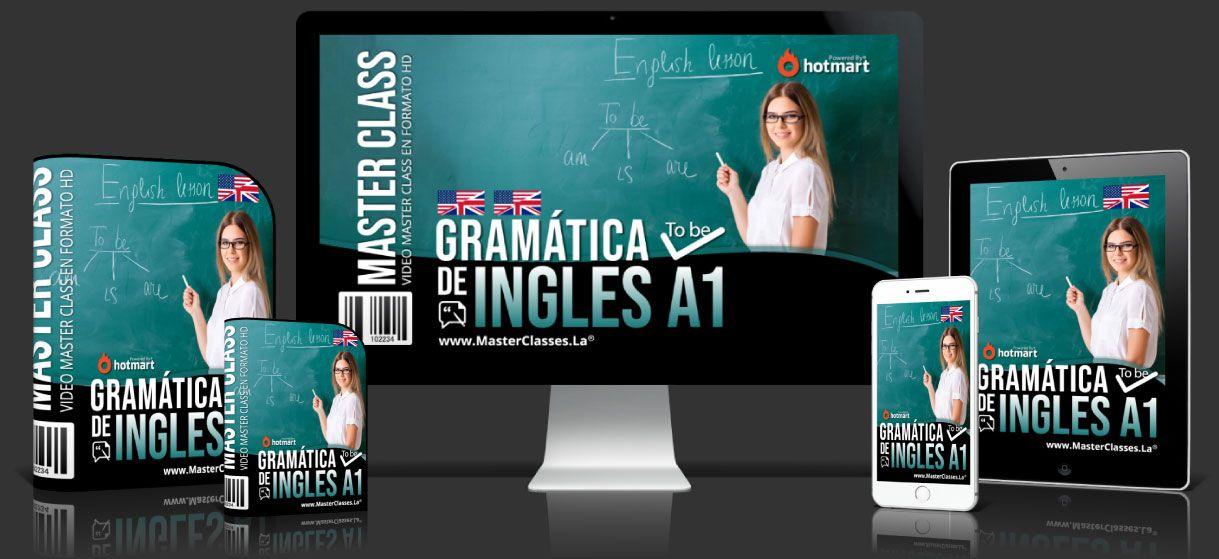 Curso de Gramática de Inglés