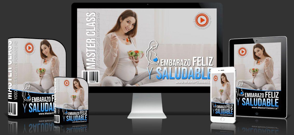 Cómo tener un embarazo saludable