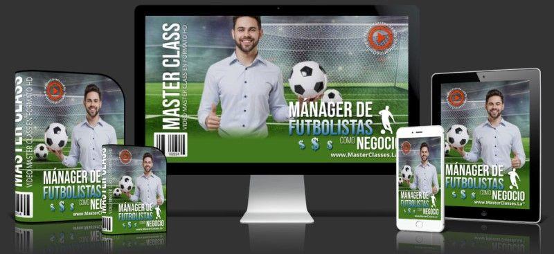 Cómo ser manager de un futbolista