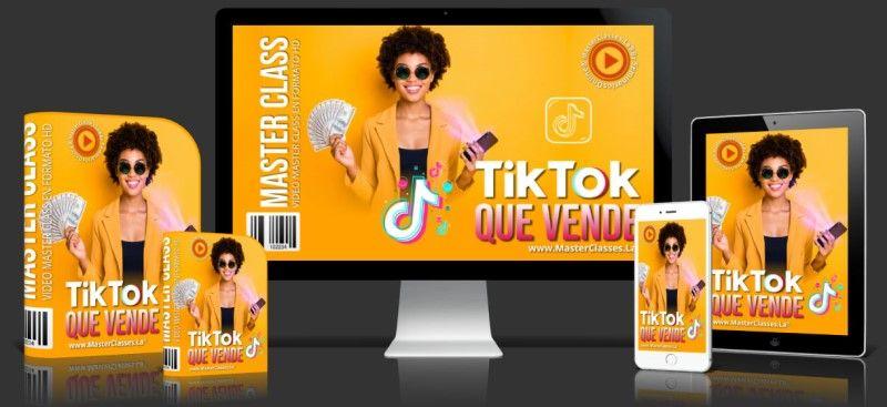 Curso de TikTok para ganar dinero