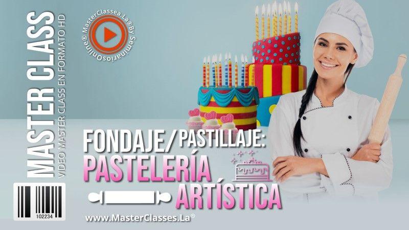 Curso para decorar pasteles
