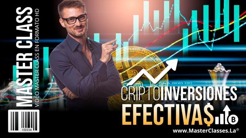 Curso Online para invertir en criptomonedas