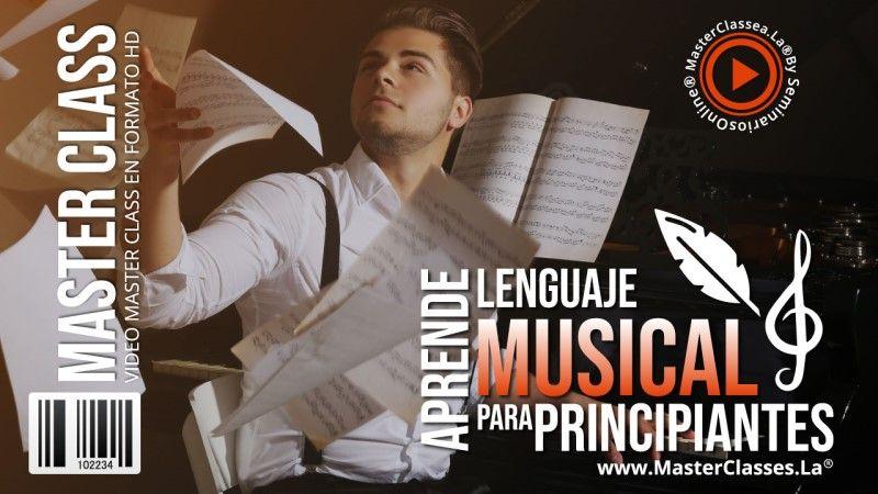 Curso Online de Lenguaje Musical para Principiantes