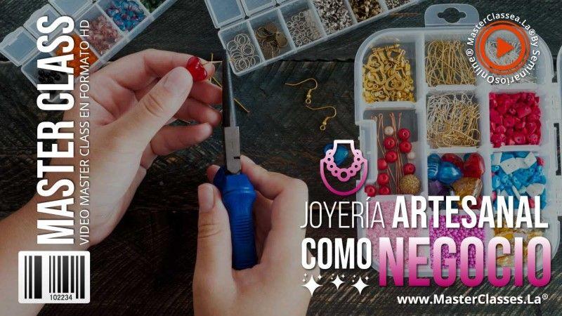 Cómo hacer joyería artesanal
