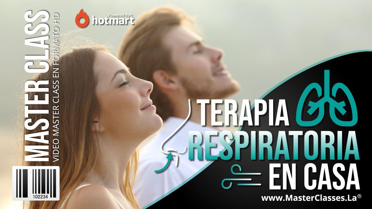 Curso Online de Terapia Respiratoria