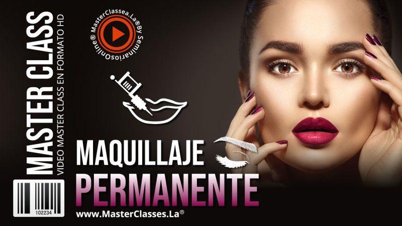 Curso Online de Maquillaje Permanente