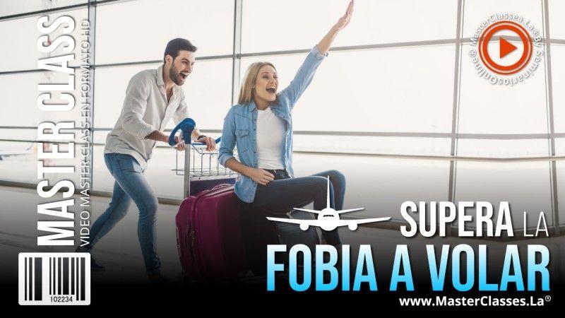 Superar el Miedo de Volar en un Avión