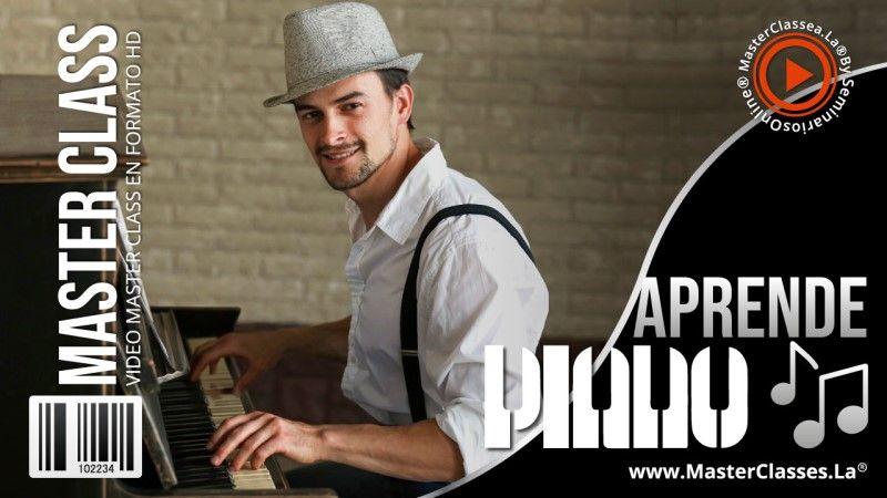 Curso Online para Aprender a Tocar Piano