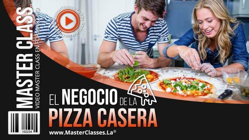 Curso para hacer pizza casera