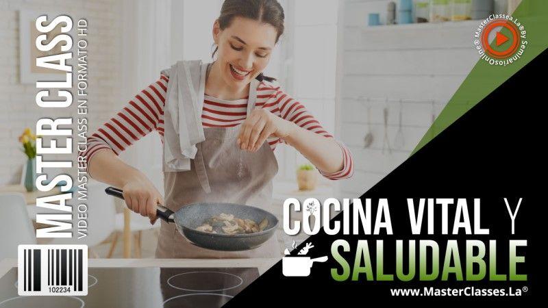 Curso Online para Cocinar Saludable