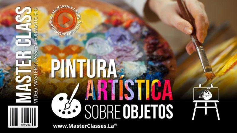 Curso Online de Pintura Artística