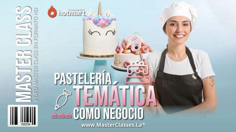 Curso para negocio de pastelería