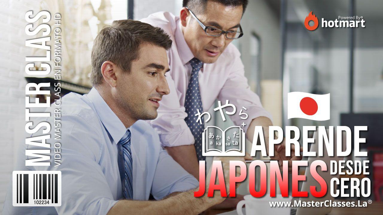 Curso de Japonés con Certificado