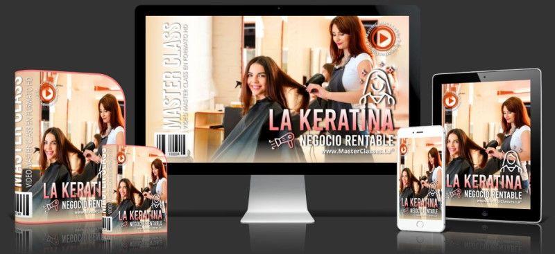 Curso de Keratina para el cabello