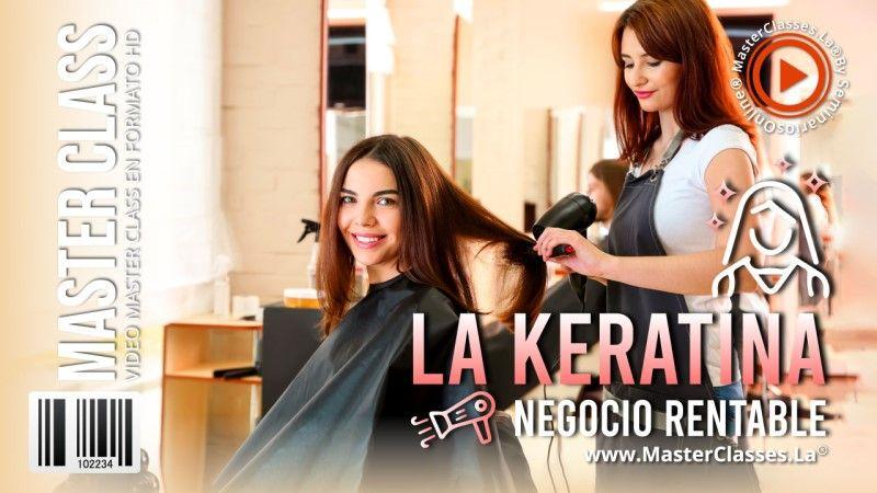 Curso Online de Keratina para el cabello