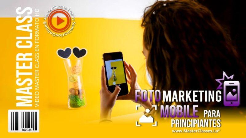 Curso Online de Foto Marketing para Principiantes