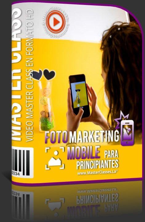 Foto Marketing Mobile para Principiantes