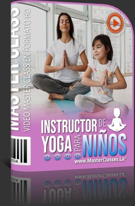 Instructor de Yoga para Niños