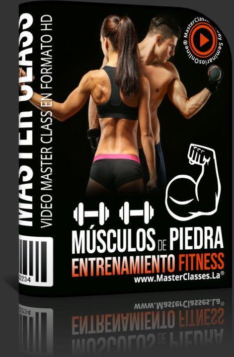 Músculos de Piedra Entrenamiento Fitness