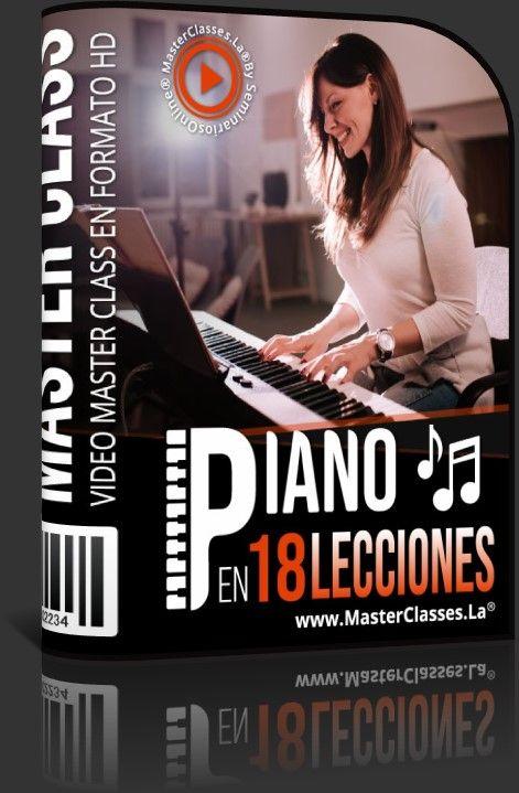 Piano en 18 Lecciones