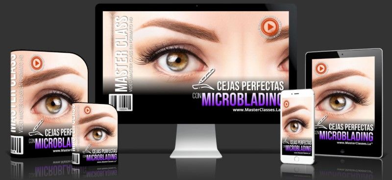 Curso de Cejas Microblading