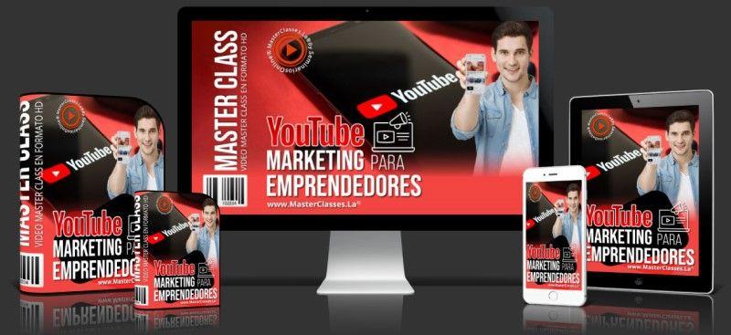 Curso de YouTube para Emprendedores