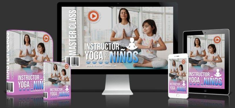 Curso de Yoga para Niños