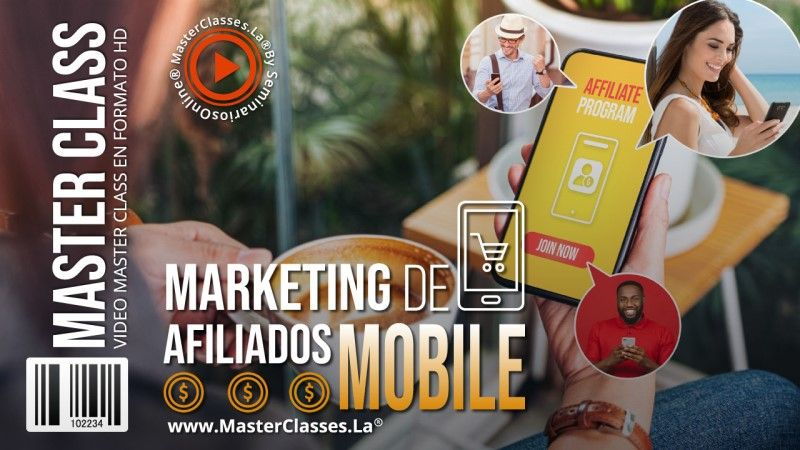 Curso Online de Marketing de Afiliados Mobile