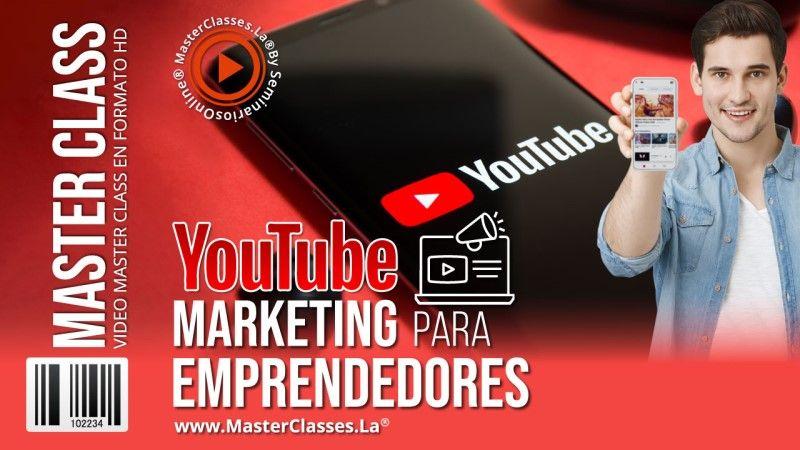 Curso Online de YouTube para Emprendedores