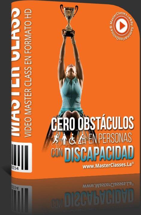Cero Obstáculos en Personas con Discapacidad