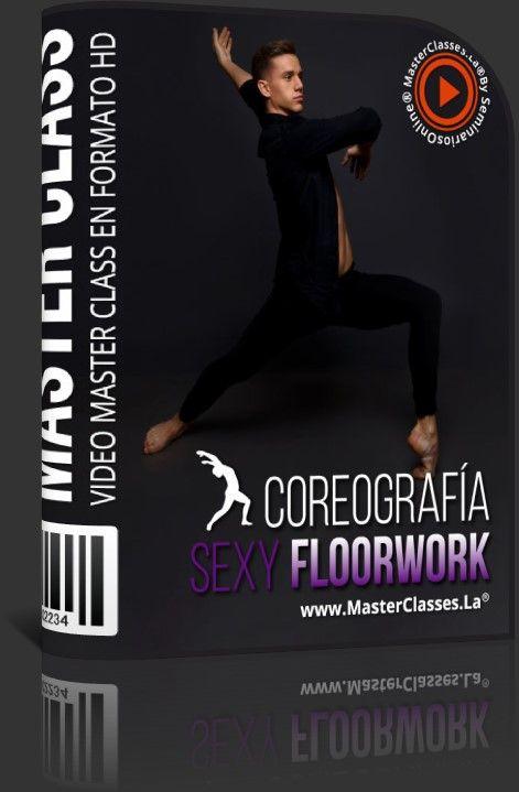 Coreografía Sexy Floorwork