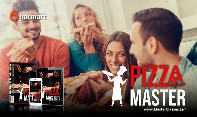 Curso Online para hacer pizza y poner un negocio