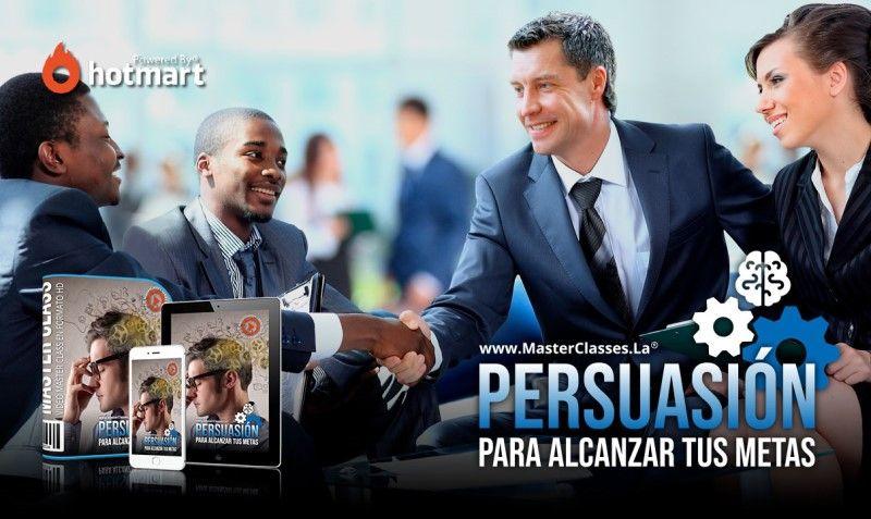 Curso Online de Persuasión para Alcanzar Tus Metas