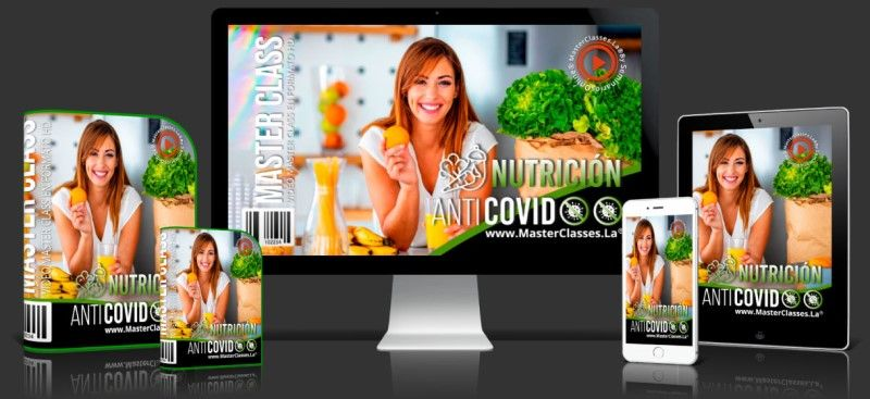 Curso de Nutrición Anticovid