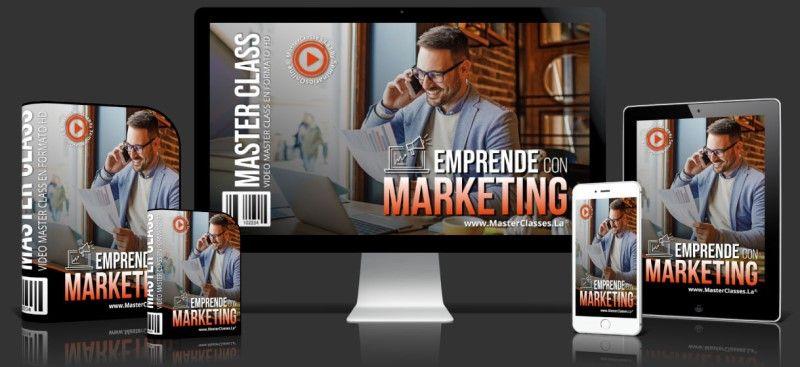 Curso para emprender en marketing